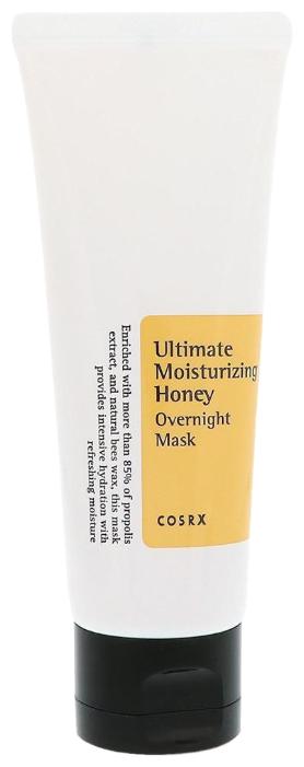 COSRX Ночная маска с экстрактом прополиса Ultimate Moisturizing Honey Overnight Mask
