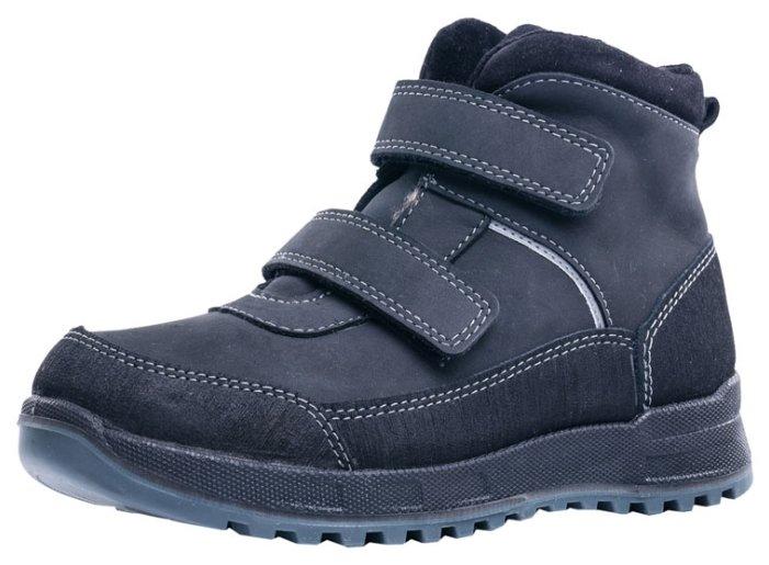 Купить Ботинки КОТОФЕЙ размер 34, черный по низкой цене с доставкой из Яндекс.Маркета