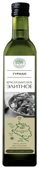 Натуральные продукты Масло смесь масел Гурман Краснодарское элитное