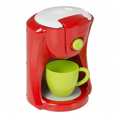 Кофеварка HTI Smart 1684429 красный/зеленый/белый