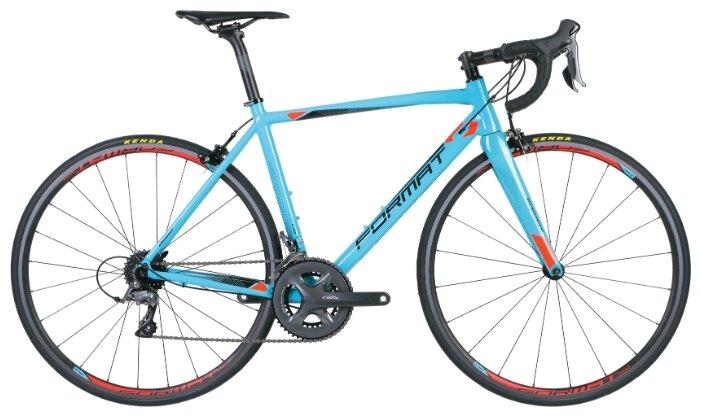 Шоссейный велосипед Format 2222 700С (2019) бирюзовый 61см