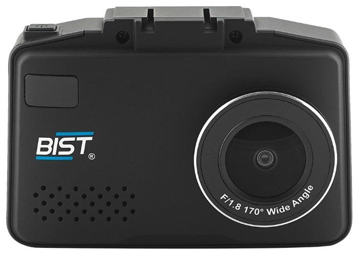 Bist Видеорегистратор с радар-детектором Bist Slim 10 Signature
