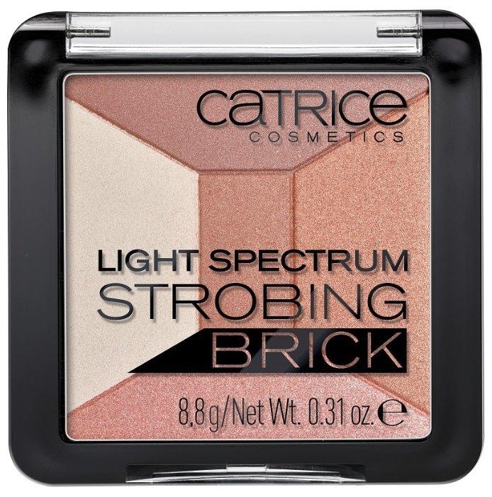 CATRICE Хайлайтер Light Spectrum Strobing Brick
