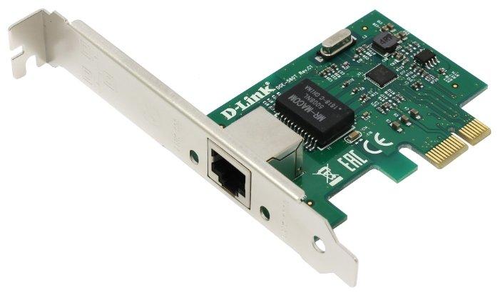 D-Link DGE-560T/C1A Сетевой PCI Express адаптер с 1 портом 10/100/1000Base-T