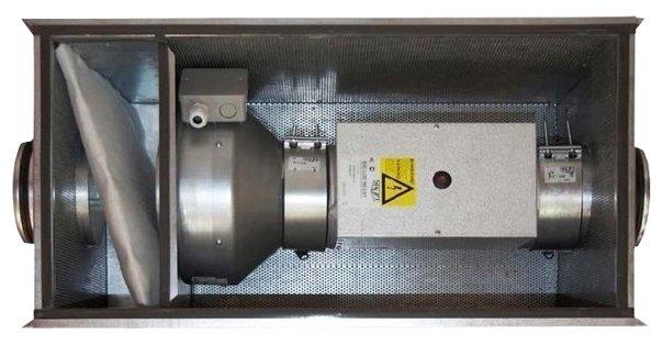 Вентиляционная установка Аэроблок ECO 200/1-6,0/2