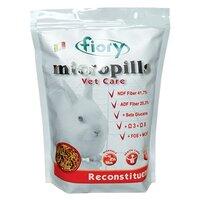 FIORY корм для карликовых кроликов Micropills Vet Care Reconstituent 850 г