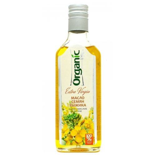 Organic Life Масло семян рыжика 0.25 л