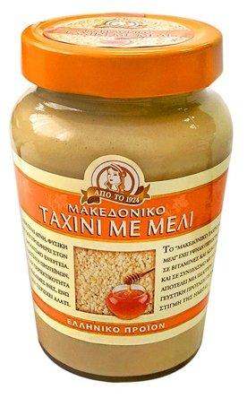 Macedonian Tahini Паста тахини с медом