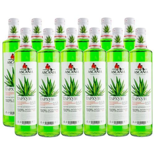 Газированный напиток Ascania Тархун, 0.5 л, 12 шт.
