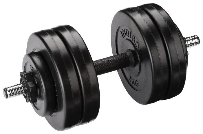 Гантель разборная Indigo IN046 11 кг