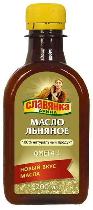 Компас Здоровья Масло льняное Славянка Арина