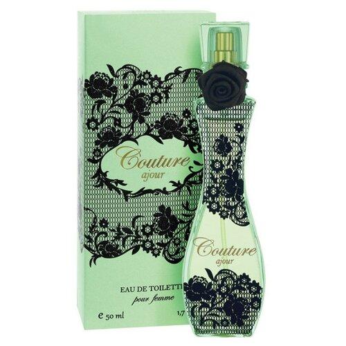 Фото - Туалетная вода Apple Parfums Couture Ajour, 50 мл туалетная вода apple parfums белая роза 100 мл