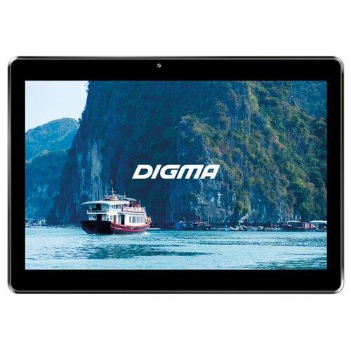 Планшет DIGMA Plane 1584S (2018) черный