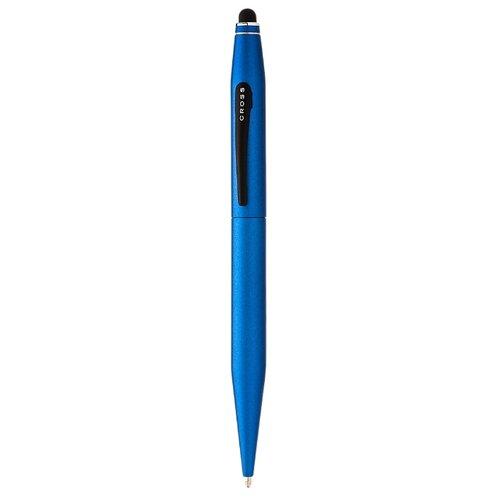 CROSS Шариковая ручка со стилусом Tech2, M, черный цвет чернил