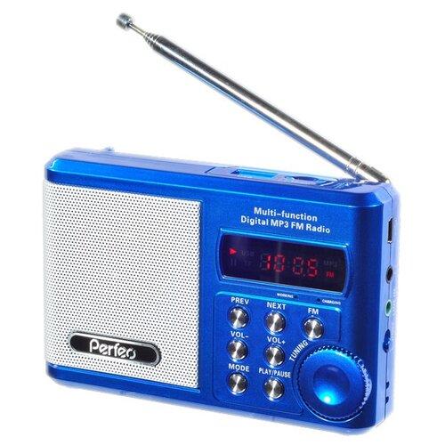 Фото - Радиоприемник Perfeo Sound Ranger SV922 синий радиоприёмник perfeo sound ranger black