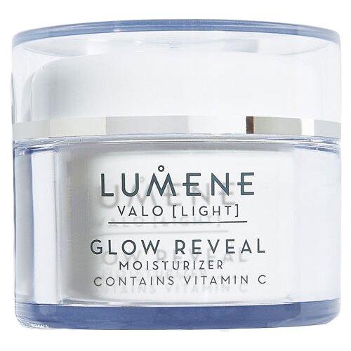 Lumene Valo Glow Reveal Vitamin C Moisturizer Придающий сияние дневной крем для лица, 50 мл кисть для лица lumene lumene lu021lwcwqc1