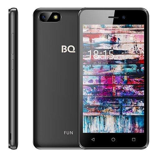 Смартфон BQ 5002G Fun темно-серый смартфон