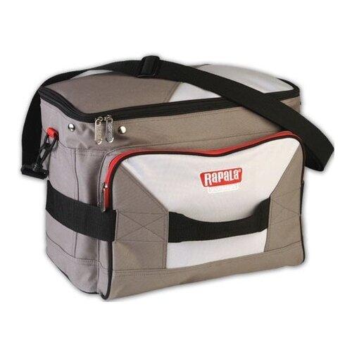 Сумка для охоты, для рыбалки Rapala Sportsman's 31 Tackle Bag 40х30х21см бежевый/белый/черный