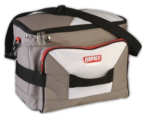 Сумка рыболовная RAPALA Sportsman 31 Tackle Bag серая