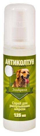 Спрей Пчелодар для распутывания шерсти Антиколтун для собак, 125 мл