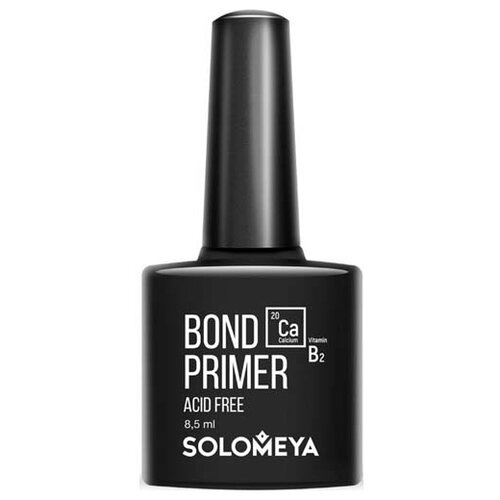 Solomeya Праймер бескислотный для ногтей Bond&Primer 8.5 мл люстра nowodvorski coba 9724 gu10 105 вт
