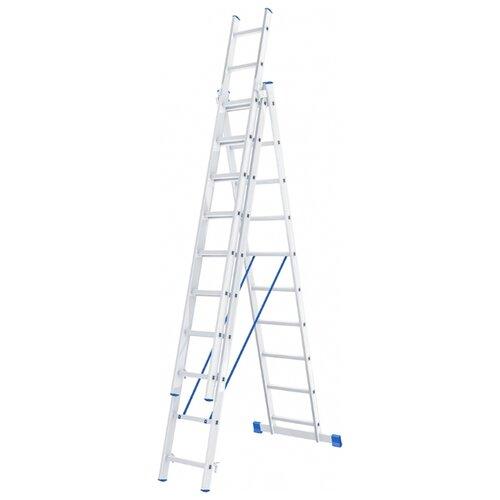 Лестница трансформер 3-секционная Сибртех 97820 фото