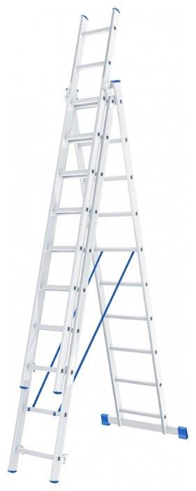 Лестница трансформер 3-секционная Сибртех 97820