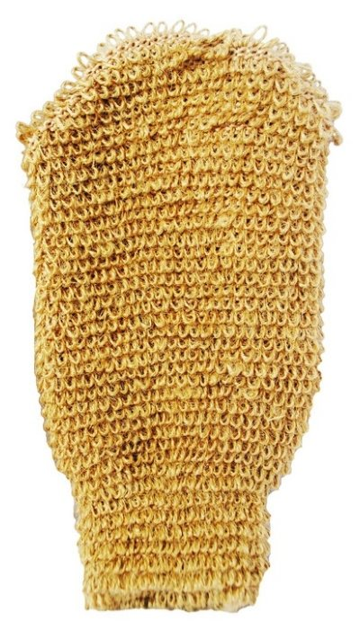 Мочалка Beauty format рукавица из джута (58709-7241)