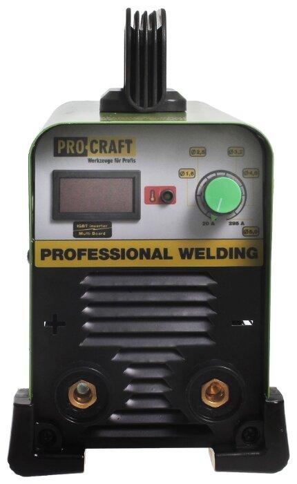 Сварочный аппарат ProCraft SP-295D