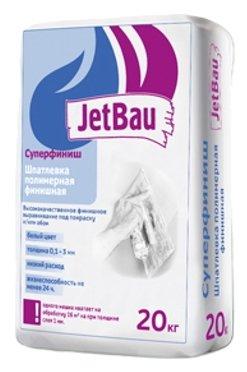Шпатлевка JetBau Суперфиниш