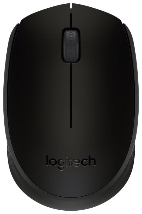 Мышь Logitech M171 Wireless Mouse Grey-Black USB — купить и выбрать из более, чем 26 предложений по выгодной цене на Яндекс.Маркете