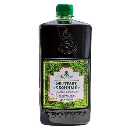 Хвоинка Экстракт Хвойный с маслом валерианы 1000 мл