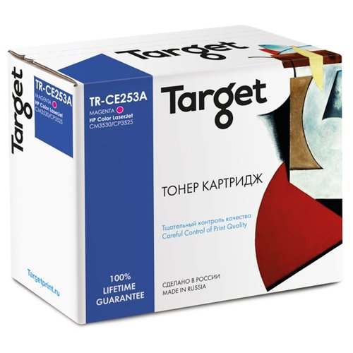 Фото - Картридж Target TR-CE253A, совместимый картридж target tr mltd205e совместимый