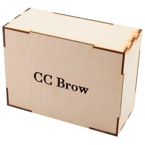 цена на CC Brow Набор для окрашивания хной №2 (в баночках)