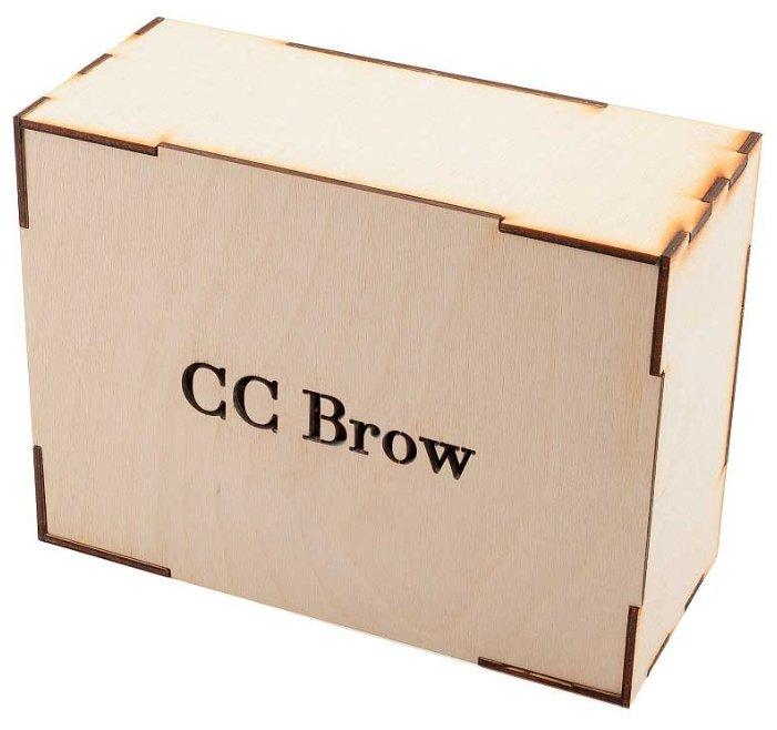 CC Brow Набор для окрашивания хной №2 (в баночках)
