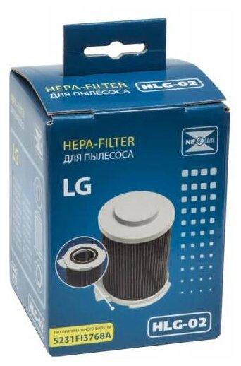 NEOLUX HEPA фильтр HLG-02 — купить по выгодной цене на Яндекс.Маркете