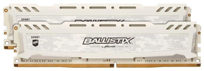 Сравнение с Оперативная память Ballistix BLS2K16G4D26BFSC