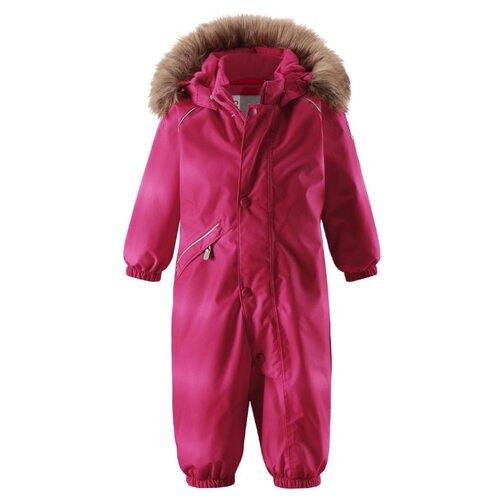 Купить Комбинезон Reima Lappi 510267F размер 92, розовый, Теплые комбинезоны