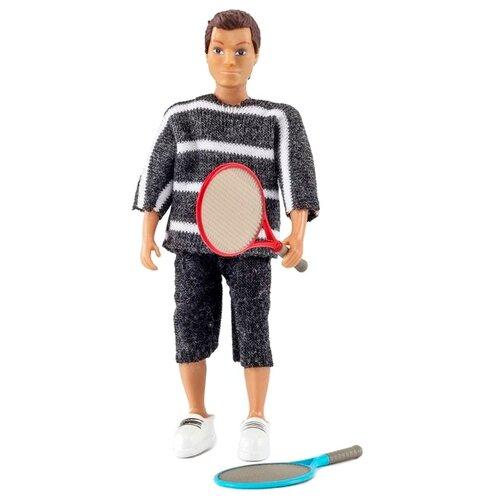 Купить Кукла для домика Lundby папа с аксессуарами, 60806900, Куклы и пупсы