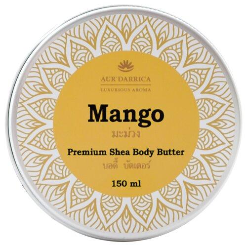 Масло для тела Aur'Darrica Premium Shea Body Butter Mango, 150 млКремы и лосьоны<br>