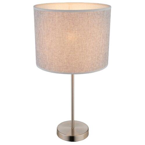 Настольная лампа Globo Lighting PACO 15185T1, 60 Вт торшер globo lighting paco