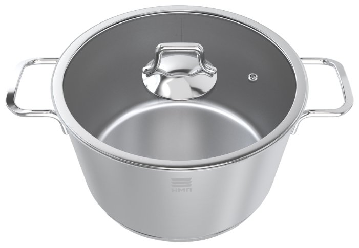 Нева металл посуда Кастрюля Нева металл посуда, алмаз, 3,1 л