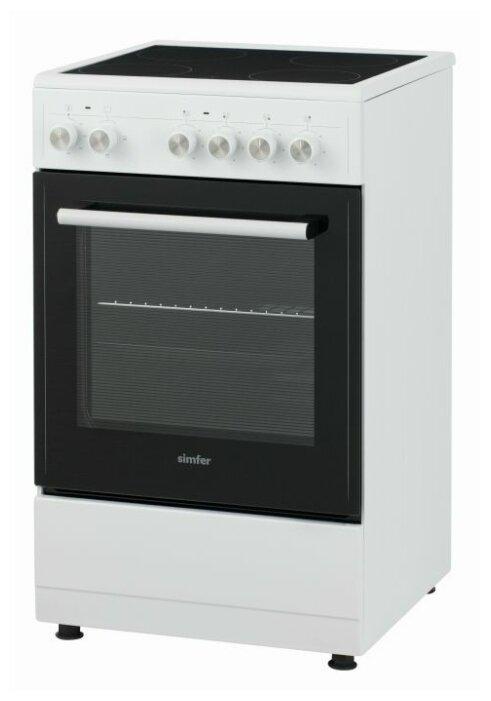 Электрическая плита Simfer F55VW04017