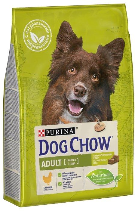 Корм для собак DOG CHOW для здоровья