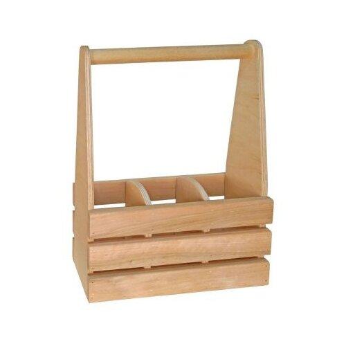 Подставка Мастер Рио для 3 бутылок 1/233115 древесныйШтопоры и принадлежности для бутылок<br>