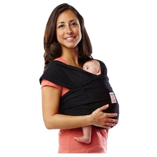 Купить Слинг-карман Baby K'tan Original black XL, Слинги и накидки для кормления
