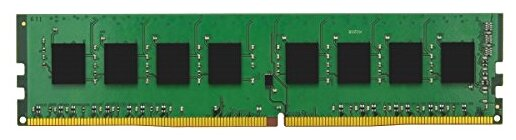 Модуль памяти Kingston ValueRAM DDR3 DIMM 1333MHz PC3-10600 - 4Gb KVR13N9S8/4
