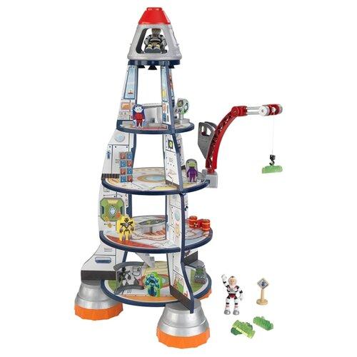 Игровой набор KidKraft Космический корабль 63443_KE игровой стол kidkraft малыш 17508 ke