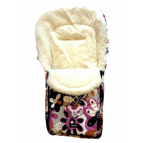Купить Конверт-мешок Womar North pole в коляску 95 см 17 цветки, Конверты и спальные мешки