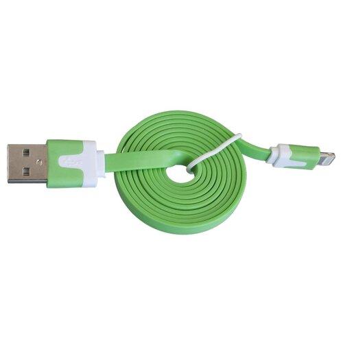 Кабель Navitoch USB - Apple Lightning (SG205) 1 м зеленый кабель navitoch usb 3 0 a microb зеленый